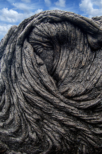 Sleeping Pele - Natural Lava Flow - Big Island | by photo_snatcher