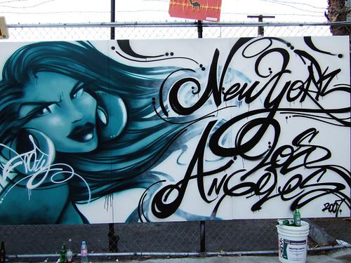 10 20 2007 West Coast Graffiti Party Crash Mansion 07