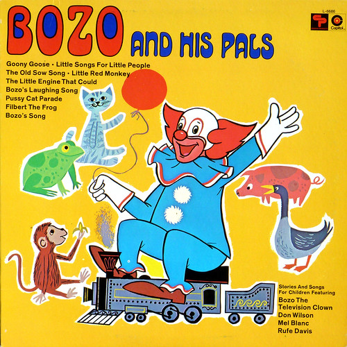Bozo and His Pals | by epiclectic
