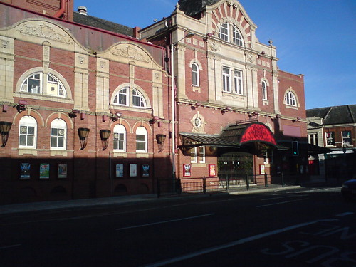 The Civic theatre-Darlington | by Tolstoy2007