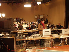 Press filing room | by Iowa Public Television