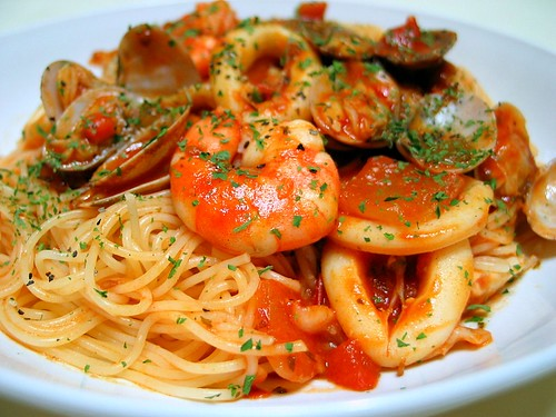 Seafood Marinara | by happy homebaker