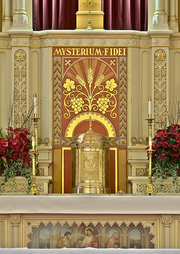 Saint Peter Roman Catholic Church, in Saint Charles, Misso ...