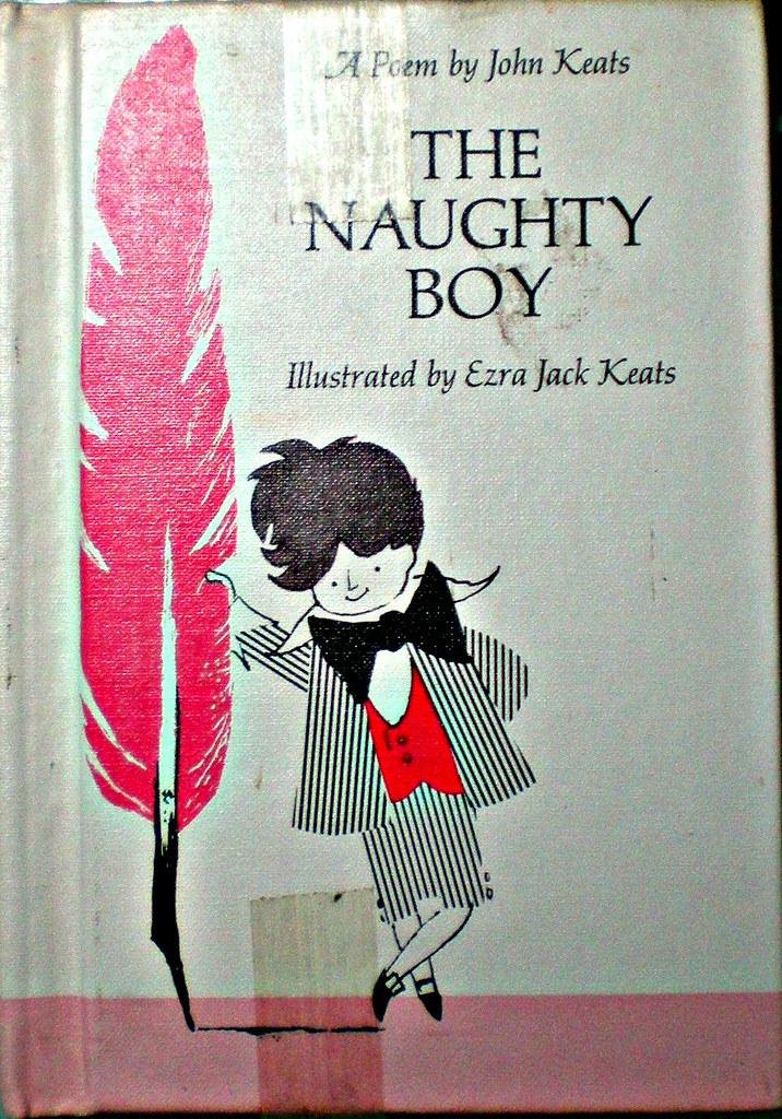 naughty john keats