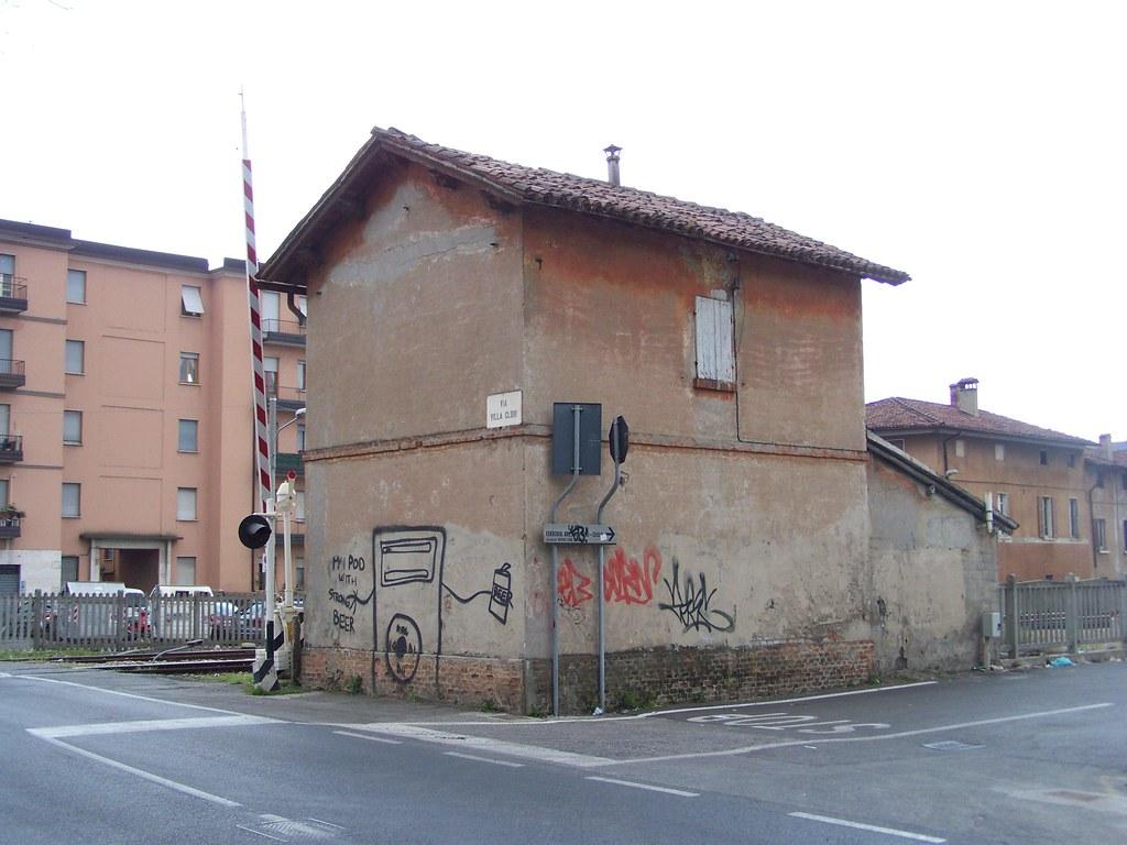 Via Villa Glori  Tre Re Mezzana Corti Cava Manara Pv
