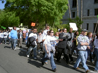 March for Higher Education | by beancounter