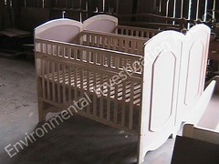 Illegal Ramin Baby Furniture | by Environmental Investigation Agency