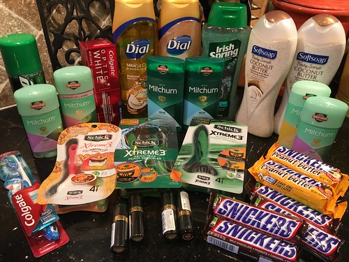 Drugstore shopping February 12