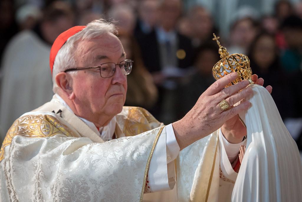 Nước Anh được dâng hiến cho Trái Tim Vô Nhiễm Đức Mẹ