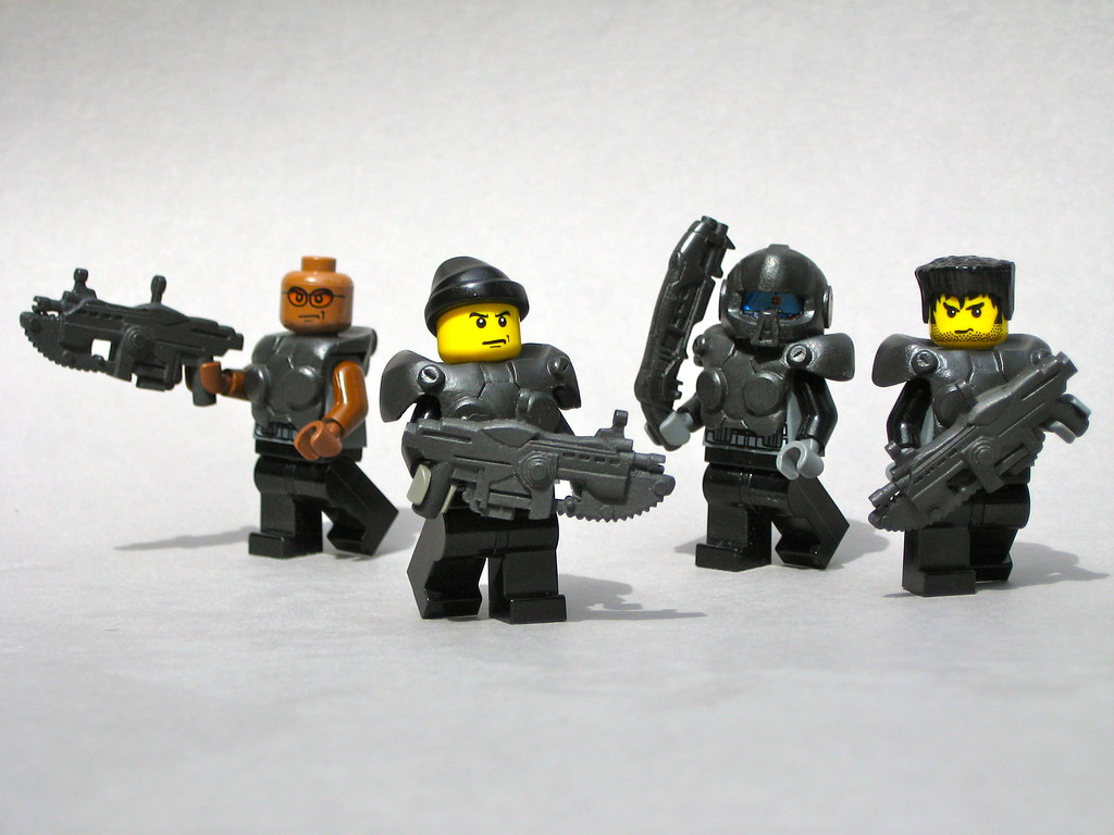 Lego Gears of War: The Video Game   LEGO Fanonpedia ...