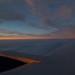 Departing Toronto