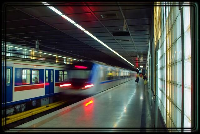 Tehran Underground (2)