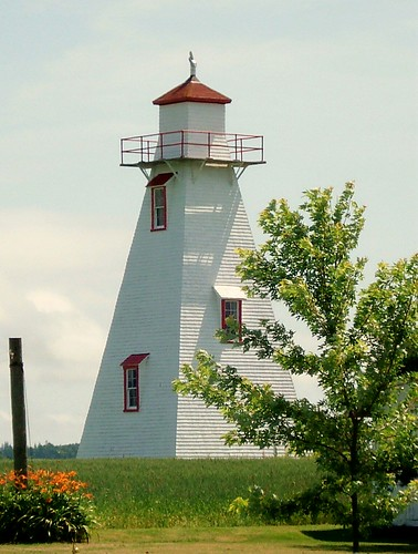 PEI-Victoria-Leards Rear Range Light | by Alan C of Marion,IN