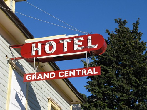 Aa Central Hotel Blackpool Phone Number