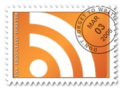 RSS Stamp | by gdesigneralex