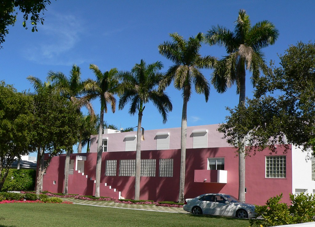The Pink House - Miami...
