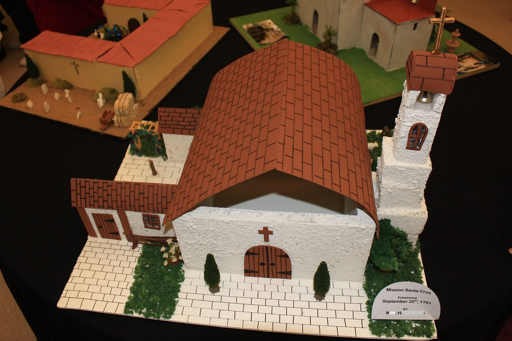 How To Build Mission Santa Barbara In Minecraft