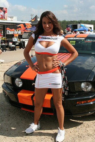 Big tits rally racing - 1 4