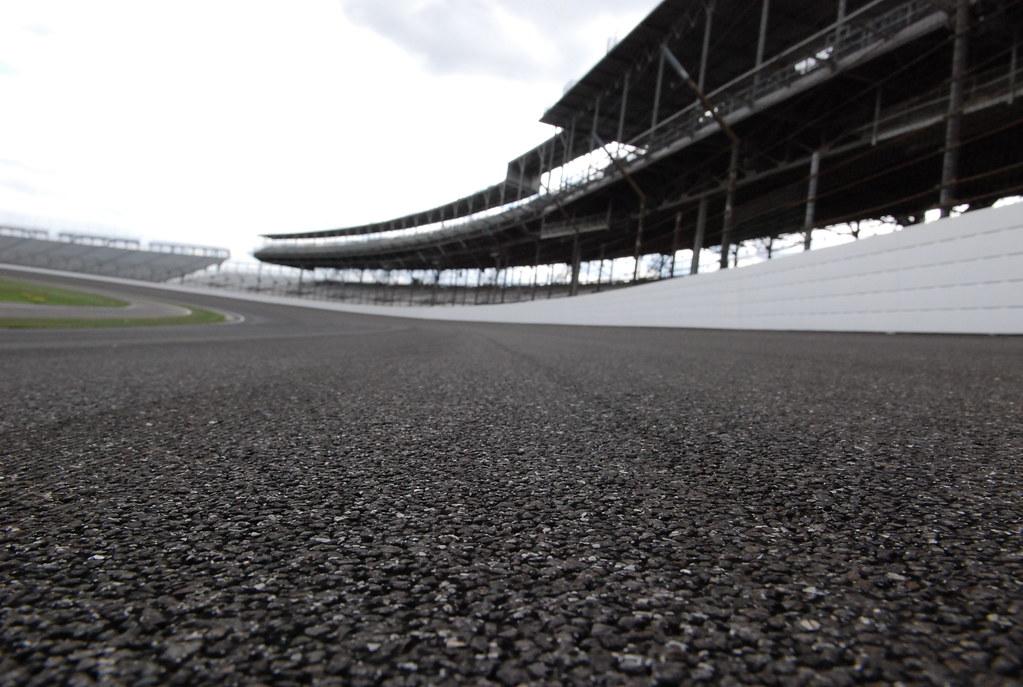 Indianapolis Motor Speedway Speedway In Josh Hallett