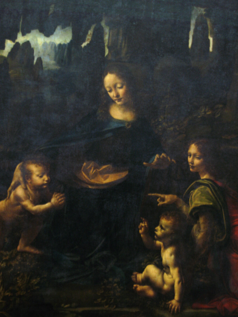 Famous Chiaroscuro Paintings