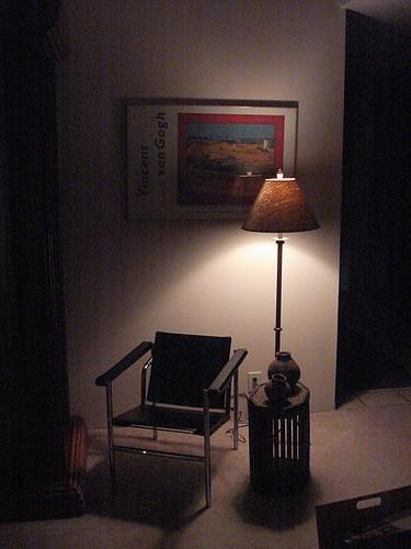 Living Room Mies