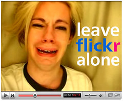 leave flickr alone!!!! | by jcrr