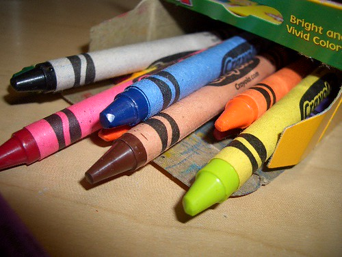 Crayola Crayons | by sugrrsweet6