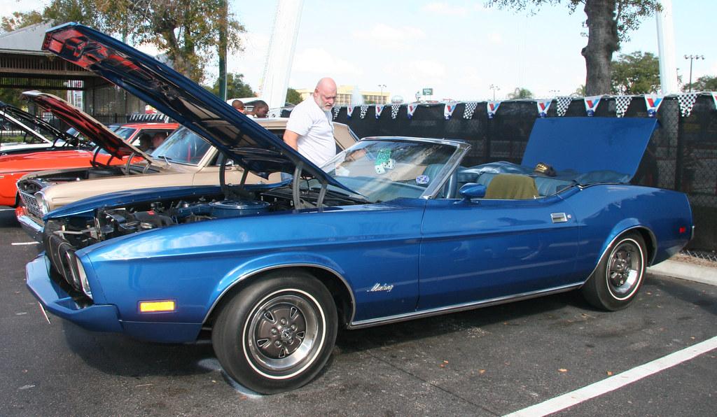 Car Show Old Town Kissimmee FL WwwoldtowncomCarShows Flickr - Old town kissimmee florida car show