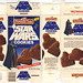 "Star Wars Pepperidge Farm ""The Imperial Forces"" Chocolate cookies box - No Tumbler Offer - 1983"