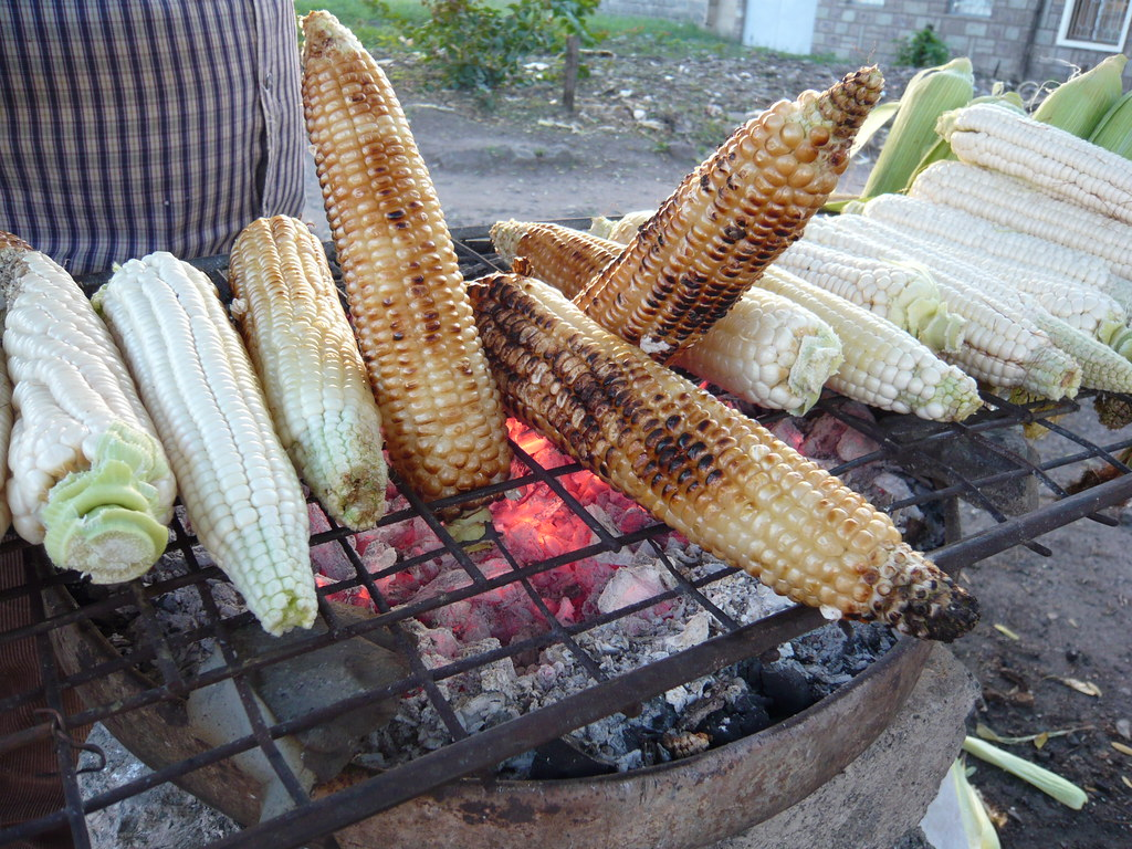 Image result for Grilled Maize