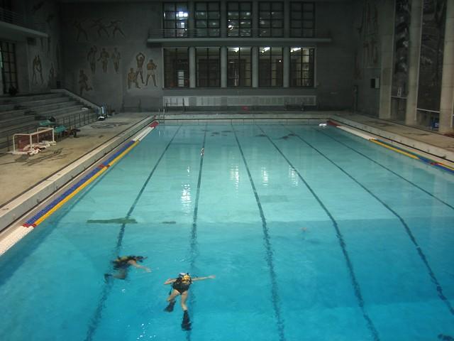 piscina foro italico la piscina olimpionica nella sua