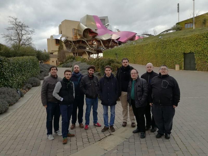 Excursión a La Rioja Alavesa - febrero 2017