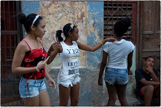 Teenagers, Havana, February 11, 2017 | by Maggie Osterberg