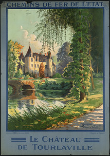 Le chteau de Tourlaville | by Boston Public Library