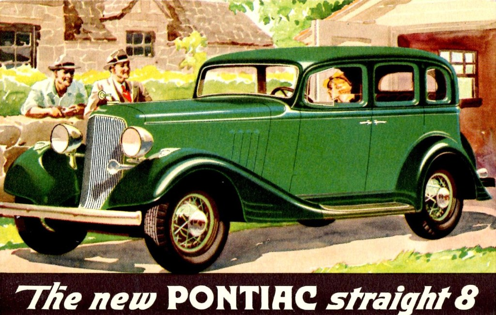 1933 pontiac straight 8 4 door sedan alden jewell flickr for 1933 pontiac 4 door sedan