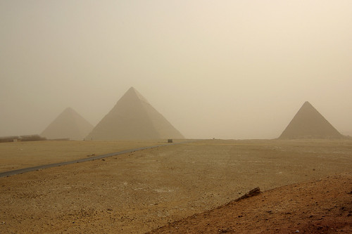 Pyramids | by Dominique Schreckling