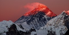 Everest_sunset_3w | by himalman