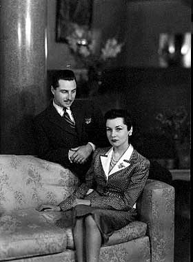 Princess Fawzia And Ismail Bey Princess Fawzia In Her