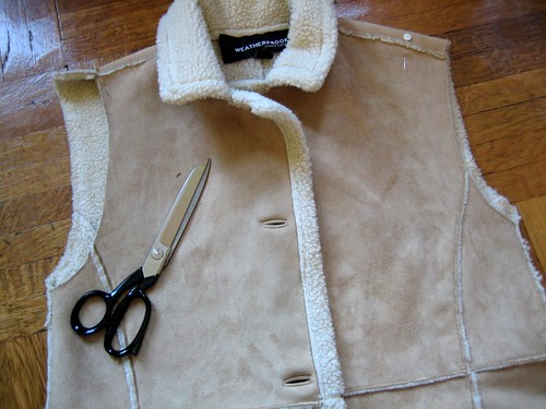 jacket in process | by boodely