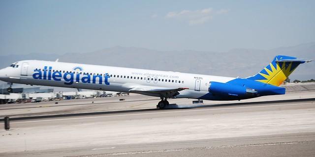 Allegiant Air Travel Websites
