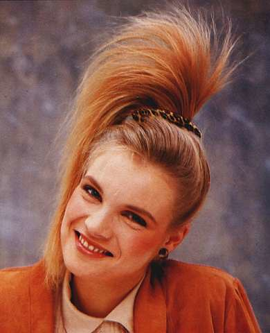1980s Hairstyles Pictures Simplyeighties