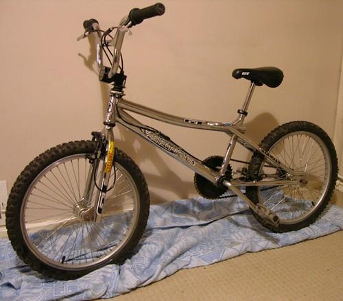 bmx gt vertigo bmx bike for sale on ebay item number. Black Bedroom Furniture Sets. Home Design Ideas