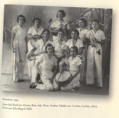 Anacaona, 1934