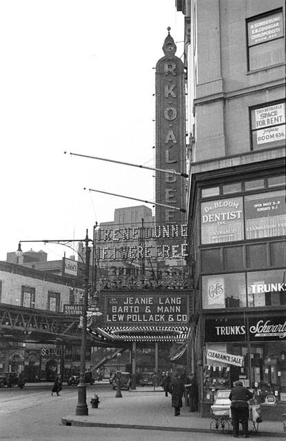 rko albee theatre brooklyn ny 1933 rko albee