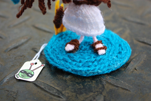 Holy Handmade - walking on water | by Deadly Knitshade