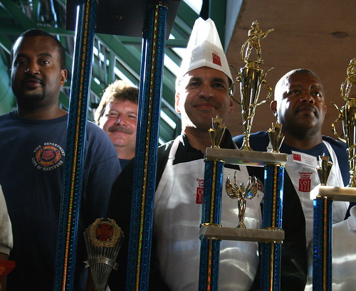 CT Culinary Institute & Hartford Fire Dept. Chili Cookoff | by WNPR - Connecticut Public Radio