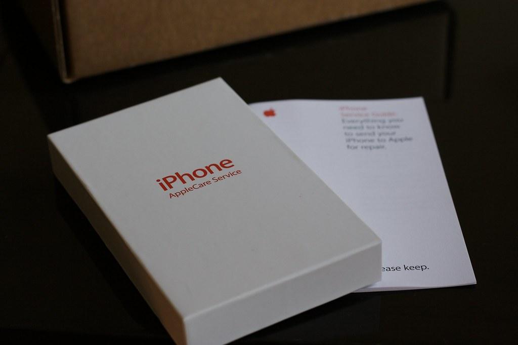 Applecare On Iphone