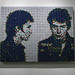 Space Invader - Rubik Arrested Sid Vicious
