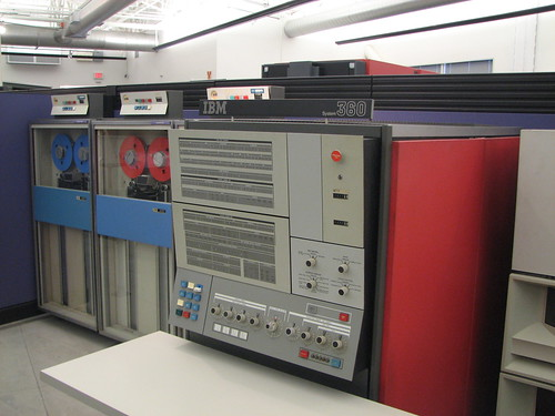 IBM System/360 Mainframe | by Erik Pitti
