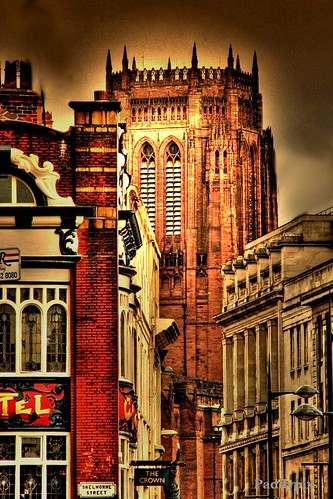 liverpool cathedral | by ~ paddypix ~ offline for a while, distorted images